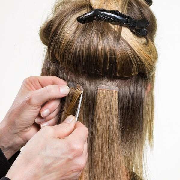 Удължаване на коса