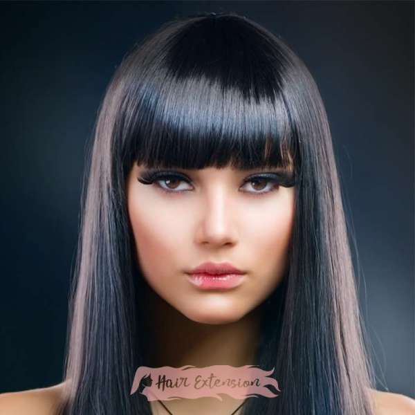 Бретони от естествена коса