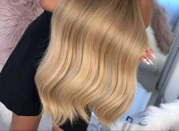 Естествена коса на треса - 60см